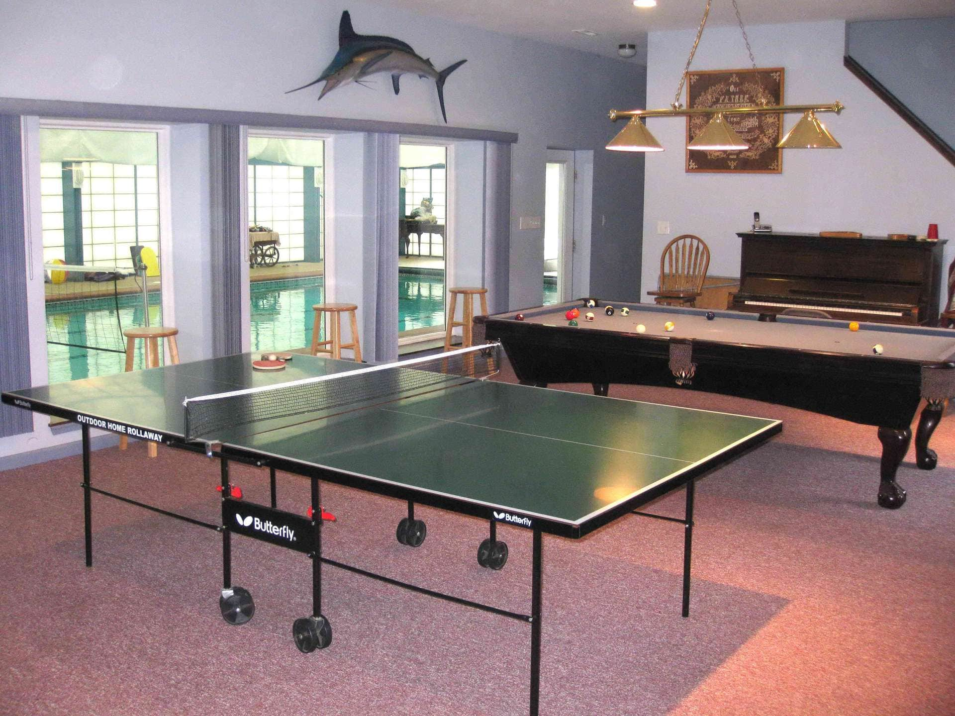 Img 2762 recreation room w pool best brighter royal for Rec room pools